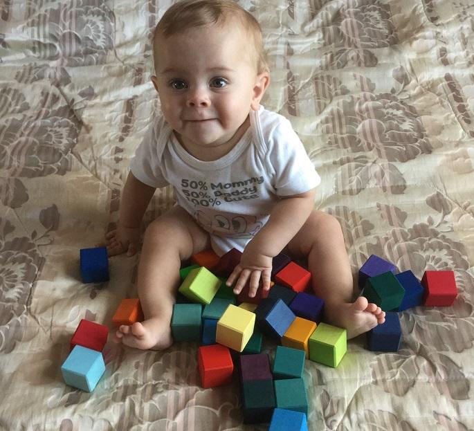Какие игрушки нужны ребенку в 4-5 месяцев 1